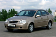 CHEVROLET LACETTI 1.6 AT