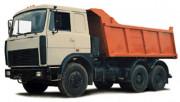 Самосвал МАЗ 5516 - 16 м3