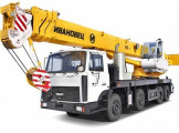 Liebherr LTM 1050 50 тн