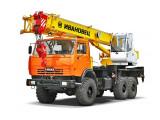 Ивановец 25 тонн КС 45717-1