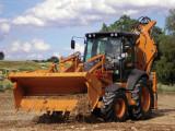 Трактор экскаватор CASE 580