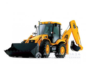 аренда JCB 3CX Super прокат