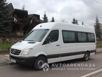 аренда Mercedes-Benz Sprinter 315 Стандарт прокат
