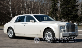 аренда Rolls-Royce Phantom прокат