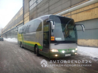 аренда Mercedes-Benz Travego прокат