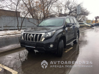 аренда TOYOTA LAND CRUISER PRADO 150 Rest прокат