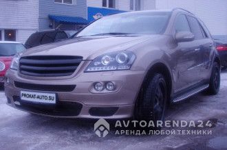 аренда Mercedes-Benz ML350 Brabus прокат