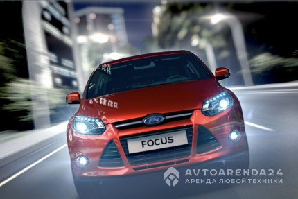 аренда ford focus 3 wagon AT 2.0 в Москве прокат