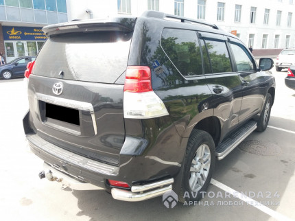 аренда Toyota LAND CRUISER 150 (PRADO в Москве прокат